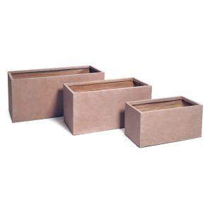 Bac rectangulaire gamme Genève L100xl45xH45 cm
