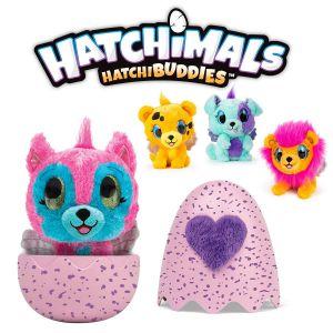 Spin Master Hatchimals hatchibuddies soft et cuddly