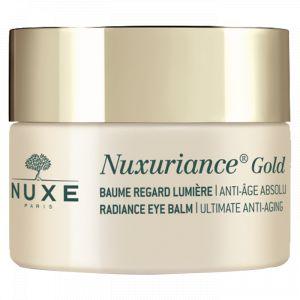 Nuxe Nuxuriance Gold Baume Regard Lumière Anti-Âge Absolu 15ml