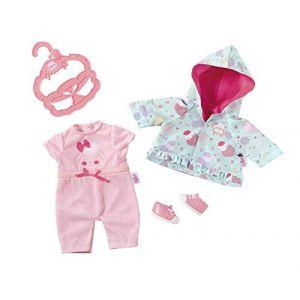 Zapf Creation 701850 - Petit Chapeau de bébé Annabell - Rose - 36 cm