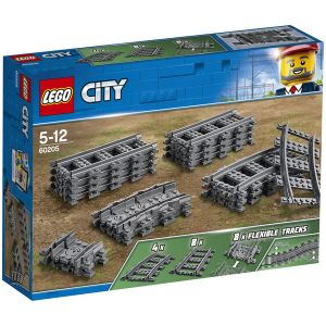 Lego City - Pack de rails - 60205