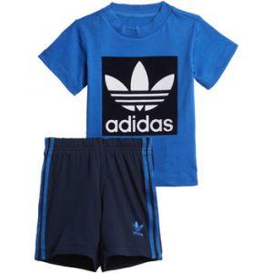 Adidas Ensemble / Originals Bleu - Taille 0-3 Mois