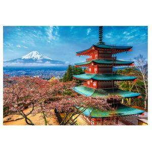 Trefl Puzzle Mont Fuji 1500 pièces