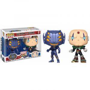 Funko Figurines Pop! Marvel Vs Capcom Ultron Vs Sigma