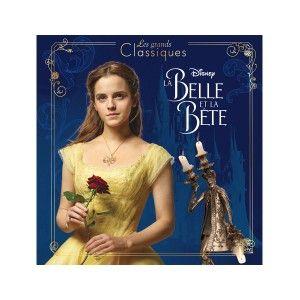Hachette Livre La Belle Et La Bête Les grands classiques Disney