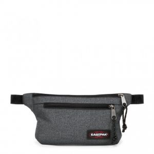 Eastpak Talky Sac banane, 23 cm, 2 L, Gris (Black Denim)