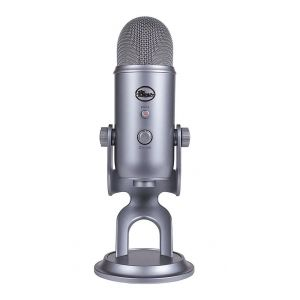 Blue microphones Yeti Space Gris - Microphone
