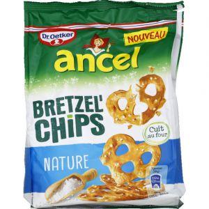 Ancel Bretzel chips nat - Le paquet de 100g