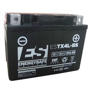 EnergySafe Batterie YTX4L-BS sans entretien
