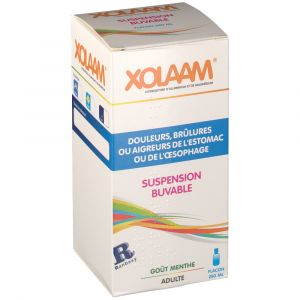 Ranbaxy Xolaam 3,5 / 4% - 250 ml Suspension buvable