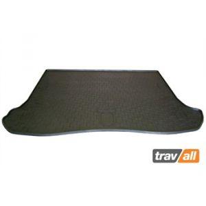 TRAVALL Tapis de coffre baquet sur mesure en caoutchouc TBM1054