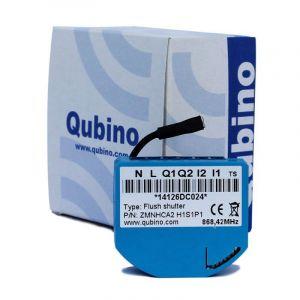 Qubino Module Volets Roulants Z-Wave Plus encastrable