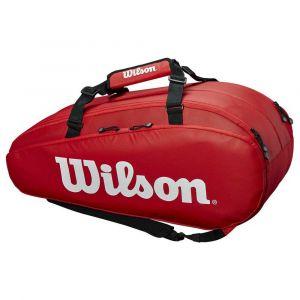 Wilson Sac de Tennis Tour 2 Comp Large Rouge