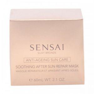 Kanebo Sensai Silky Bronze - Masque réparateur et apaisant après-soleil
