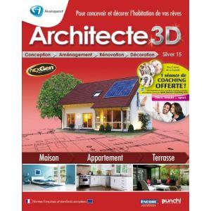 Architecte 3d silver 17 pour windows comparer avec for Architecte 3d hd facile tutoriel