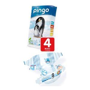 pingo Couche taille 4 Maxi (7-18 kg) - paquet de 50