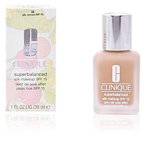 Clinique Superbalanced 08 Silk Canvas - Teint de soie effet peau nue SPF 15