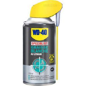 WD-40 Graisse blanche au lithium en aérosol 250 ml
