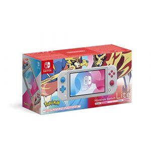 Nintendo Console Switch Lite Switch Lite Zacian & Zamazenta Edition