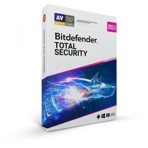 Bitdefender Total Security 2020 - Licence 10 postes 2 ans [Windows]