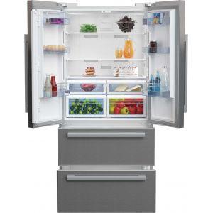 Beko GNE60522X - Réfrigérateur combiné