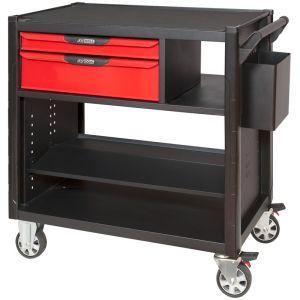 KS Tools Chariot de travail à 2 tiroirs