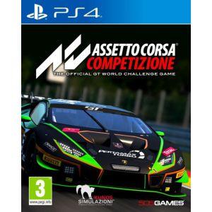 Assetto Corsa Comptizione [PS4]
