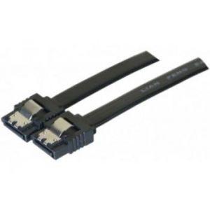 Câble SATA avec verrouillage - 20 cm