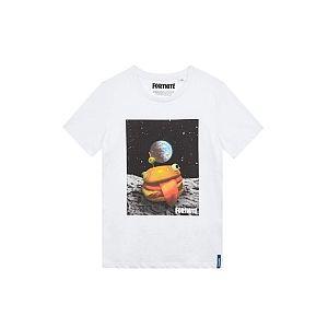 T-shirt - Fortnite - Burger - 12 ans