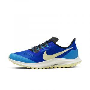 Nike Chaussure de running Air Zoom Pegasus 36 Trail - Homme - Bleu - Taille 46