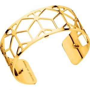 Les Georgettes Bracelet Résille Or Medium