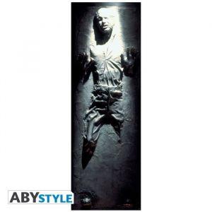 Abystyle Star Wars - Han Solo Door Poster