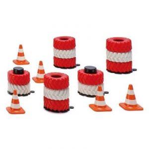 Siku 6854 - Piles de pneus et pylônes