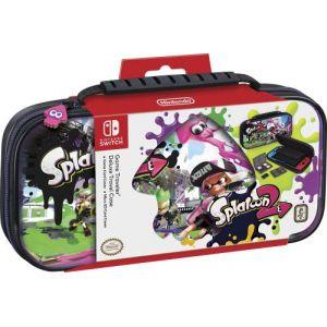 Bigben Nintendo Switch - Pochette de transport Deluxe édition Splatoon 2