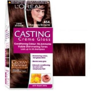 L'Oréal Casting Crème Gloss 454 Brownie