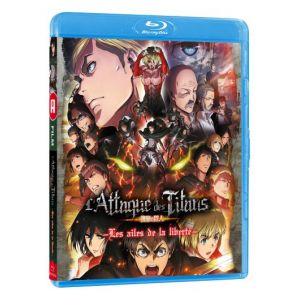 L'Attaque des Titans - Film 2 : Les Ailes de la Liberté - Edition [Blu-Ray]