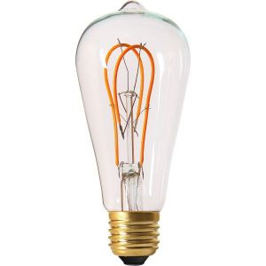 Girard sudron Ampoule LED à Filament E27 5W Edison LOOPS Claire
