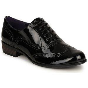 Clarks Hamble Oak, chaussures embout, Noir (Black Pat), 39.5 EU