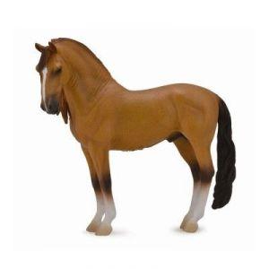 Collecta 88701 - Figurine cheval Etalon Campolina red dun