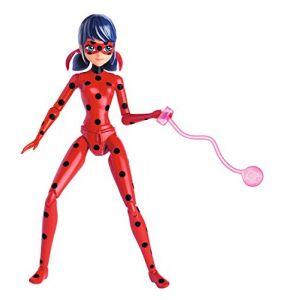Bandai Figurine super articulée Ladybug 15 cm