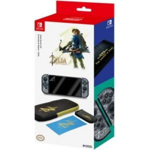 Hori Kit de protection Kit de transport Zelda Switch