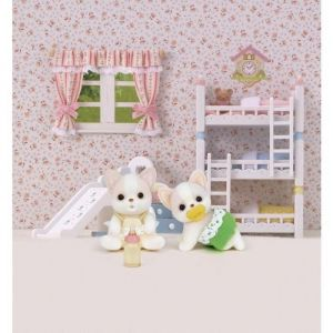 Epoch Sylvanian Families 5085 - Jumeaux chihuahua