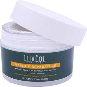 Luxéol Masque réparateur cheveux secs ou abîmés