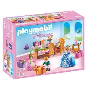 Playmobil 6854 - Salle à manger pour anniversaire princier