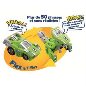 Vtech Switch & Go Dinos : Flex le T-Rex