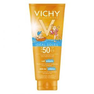 Vichy Ideal Soleil - Lait solaire pour enfants SPF50
