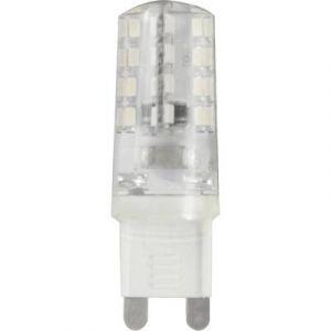 LightMe Ampoule LED G9 LM85221 à broches 2 W = 18 W blanc chaud (Ø x L) 16 mm x 51 mm EEC: A++ 1 pc(s)