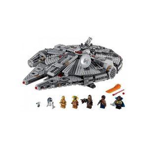 Lego Faucon Millenium Star Wars 75257