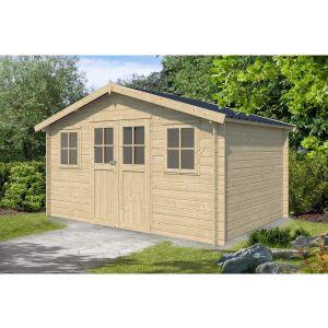Gardenas Chalet en bois 12.24 m² Ystad Sans option