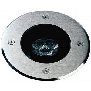 Albert Leuchten Spot LED encastré dans sol Fabio, inclinable 4000K
